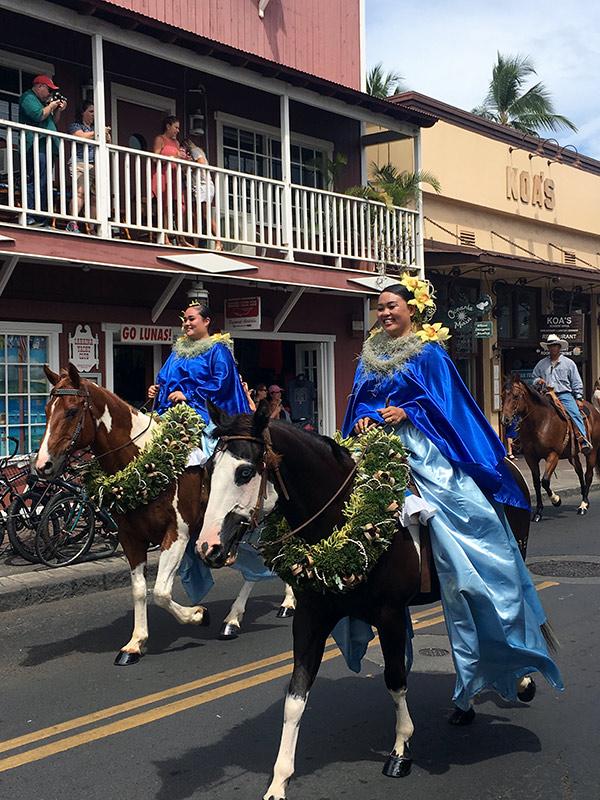 Lahaina Town Parade