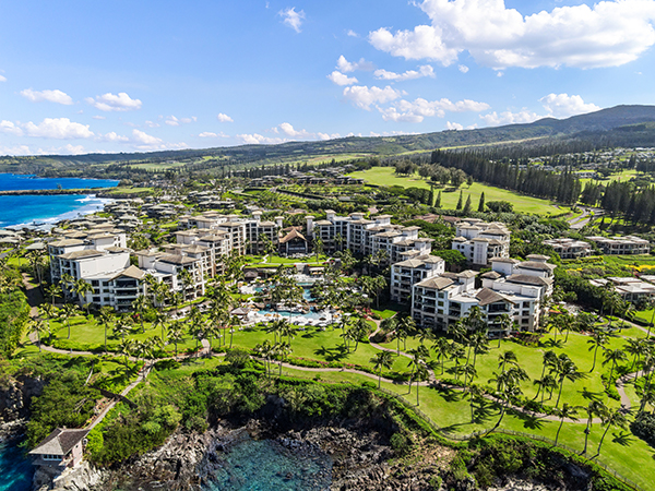 The Montage at Kapalua Bay