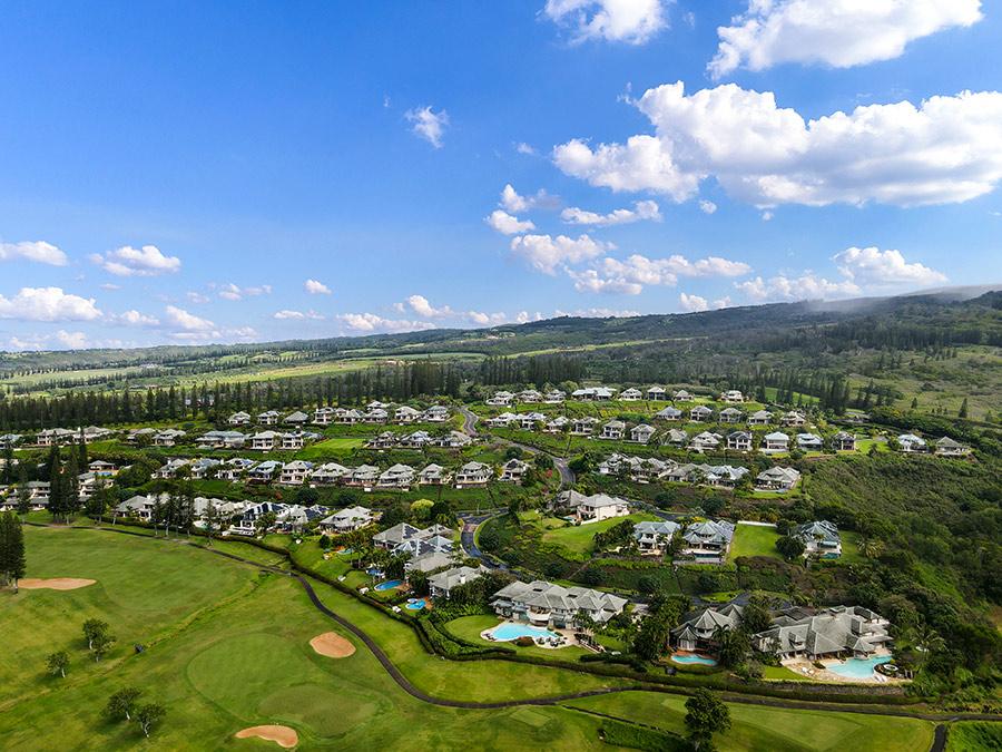 The Kapalua Golf Villas
